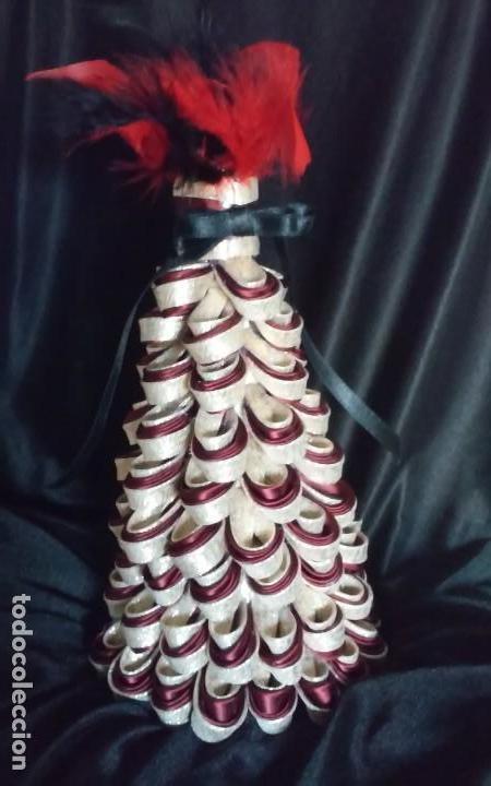 Artesanía: Elegante adorno o árbol de Navidad, artesanal - Foto 4 - 143157358