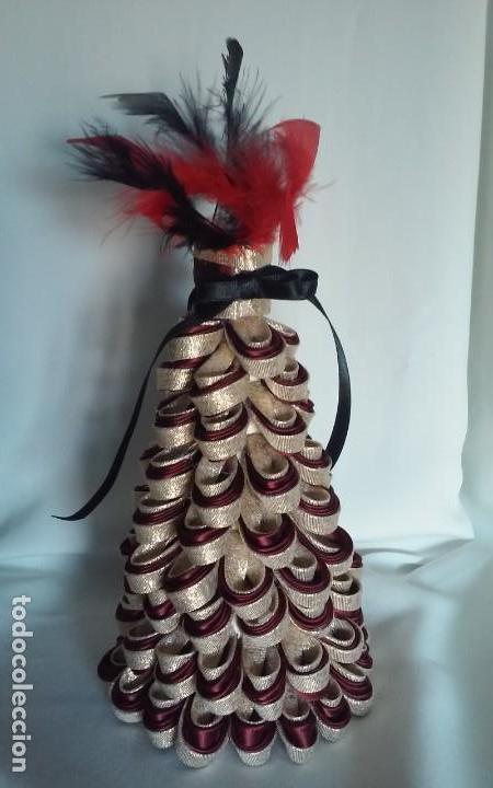 Artesanía: Elegante adorno o árbol de Navidad, artesanal - Foto 5 - 143157358