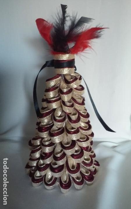 Artesanía: Elegante adorno o árbol de Navidad, artesanal - Foto 6 - 143157358