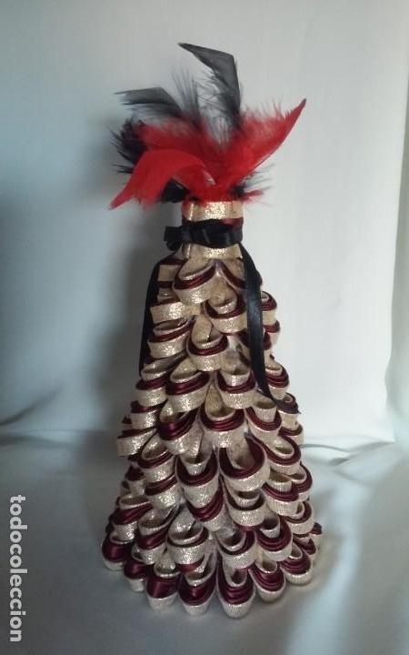 Artesanía: Elegante adorno o árbol de Navidad, artesanal - Foto 7 - 143157358