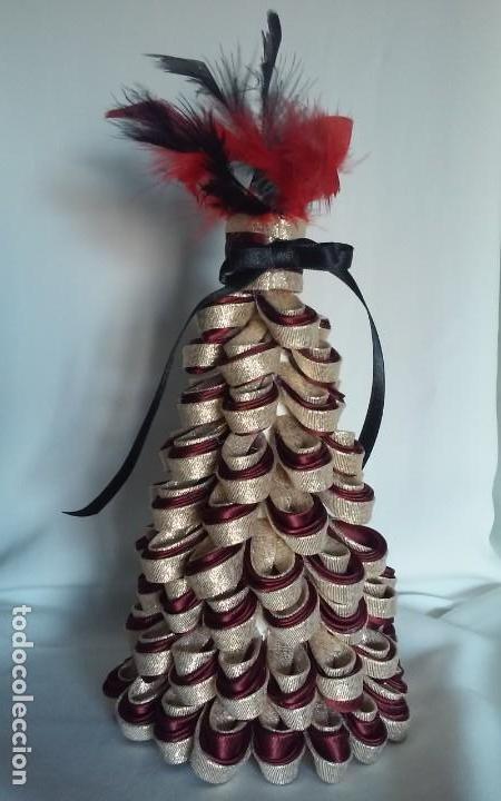 Artesanía: Elegante adorno o árbol de Navidad, artesanal - Foto 8 - 143157358