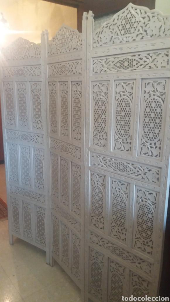 Artesanía: Biomo indu de madera artesanal - Foto 2 - 143378933