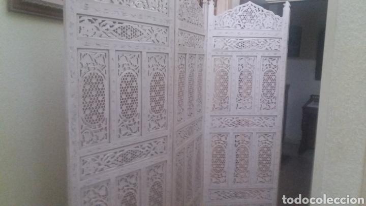 Artesanía: Biomo indu de madera artesanal - Foto 3 - 143378933