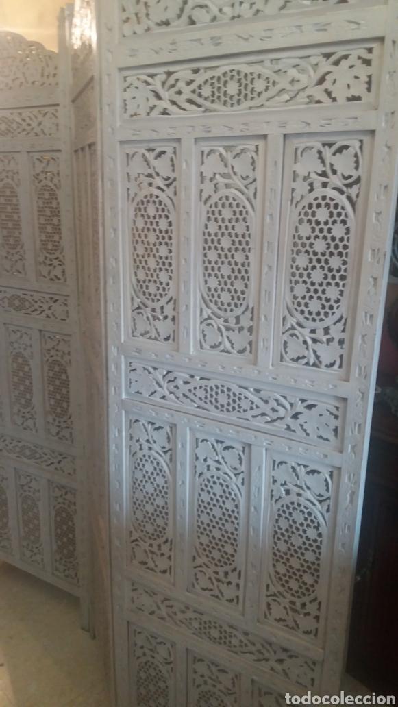 Artesanía: Biomo indu de madera artesanal - Foto 4 - 143378933