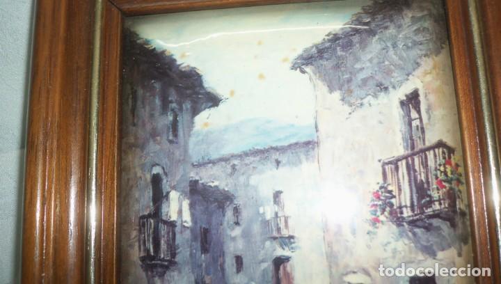 Artesanía: REPRESENTACION PICTORICA EN ESMALTE SOBRE METAL - Foto 2 - 143456042