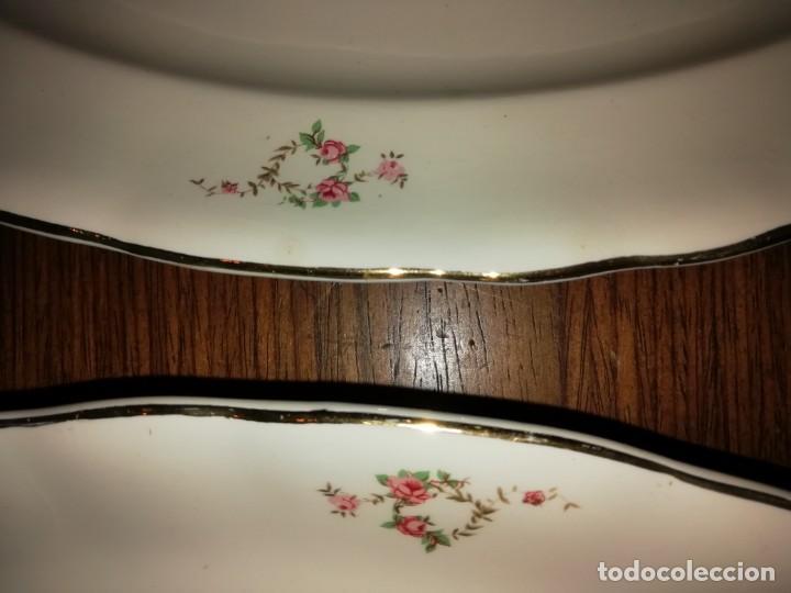 Artesanía: Dos bandejas de la Cartuja de distintos tamaños - Foto 4 - 143879814