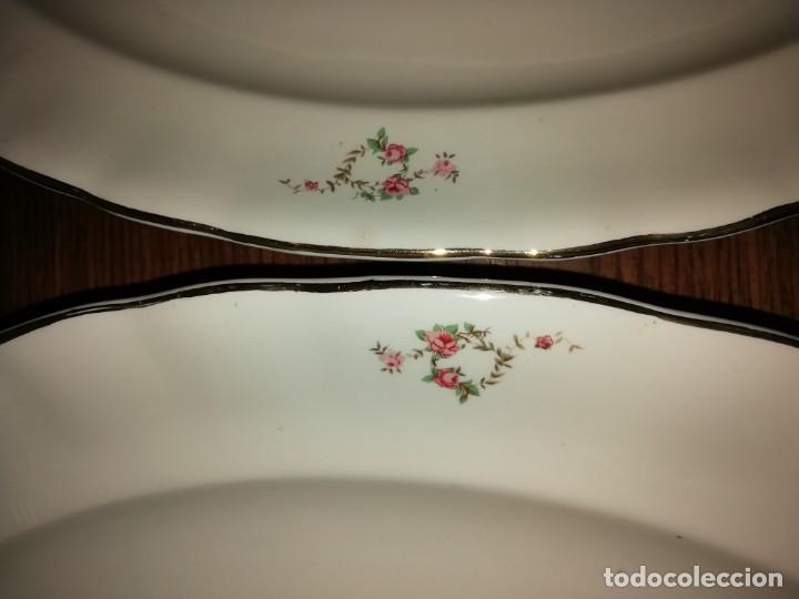 Artesanía: Dos bandejas de la Cartuja de distintos tamaños - Foto 5 - 143879814