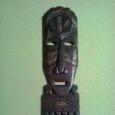 Artesanía: MASCARA AFRICANA 60 CM. Lote 144803166