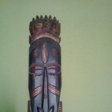 Artesanía: MASCARA AFRICANA 60 CM. Lote 144803270