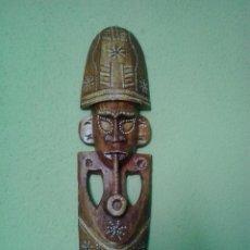 Artesanía: MASCARA AFRICANA 50 CM. Lote 144803506