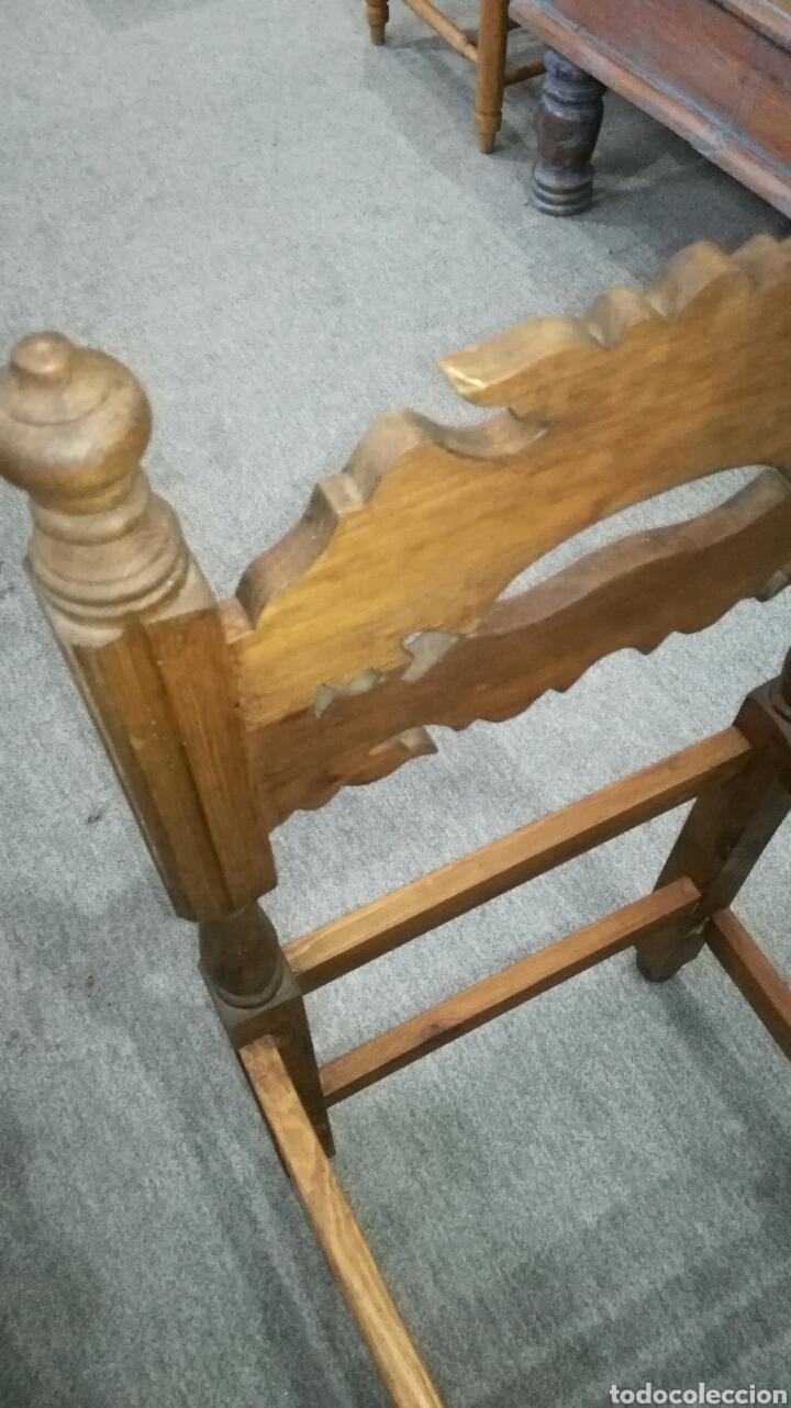 Artesanía: Silla de pino artesanal de almeria la unidaz 50euros - Foto 5 - 145160610