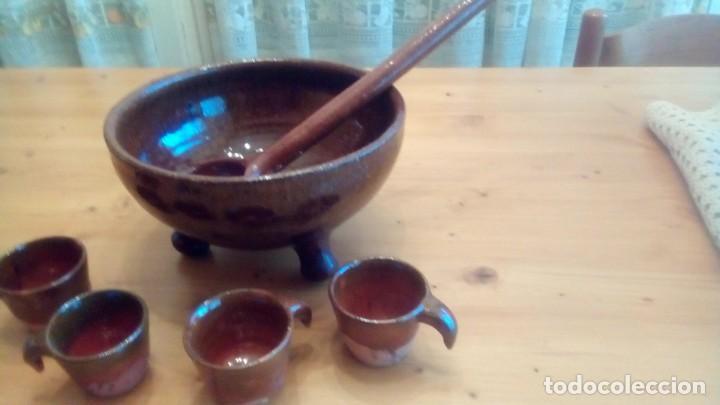 Artesanía: recipiente para preparar queimada. - Foto 2 - 146654402
