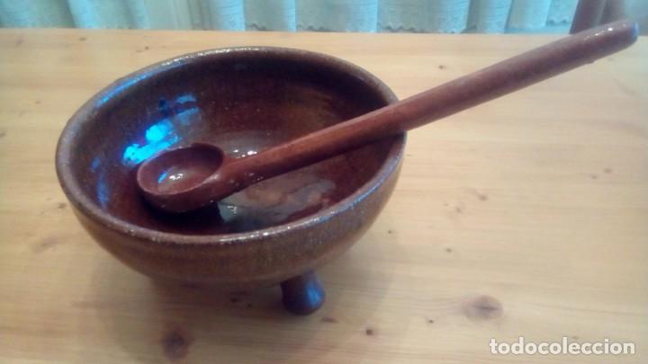 Artesanía: recipiente para preparar queimada. - Foto 4 - 146654402