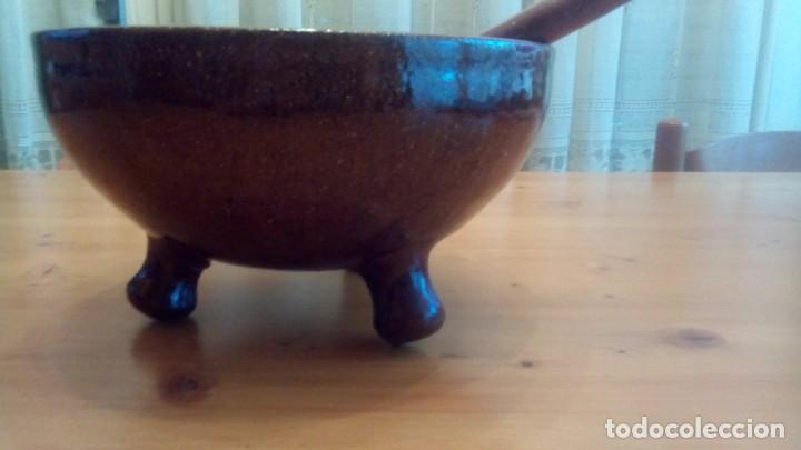 Artesanía: recipiente para preparar queimada. - Foto 5 - 146654402