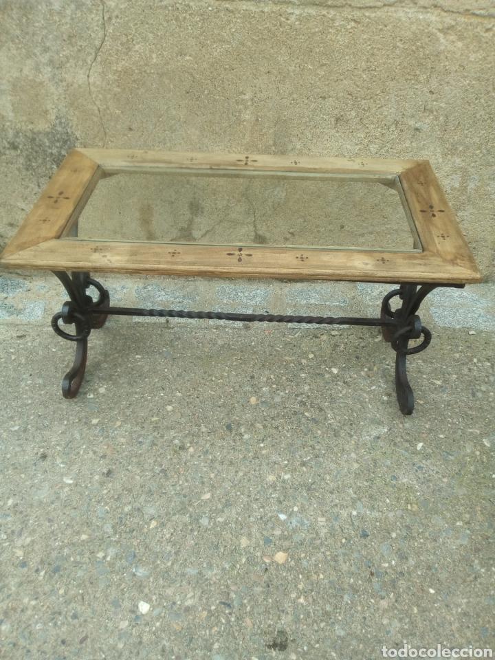 Artesanía: Mesa de forja artesana - Foto 2 - 148077184