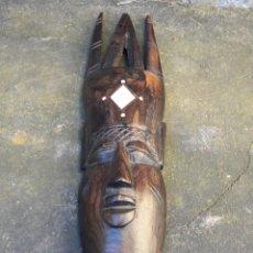 Artesanía: MASCARA AFRICANA. Lote 150130110