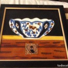 Artesanía: MOSAICO DECORADO. Lote 150497568