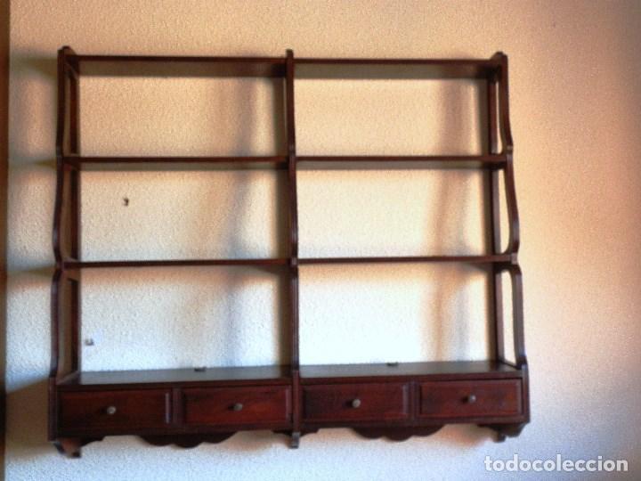 Artesanía: Repisa de madera maciza - Foto 2 - 150936774