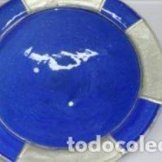 Artesanía: PLATO GRANDE/FUENTE MARROQUÍ PARA COUS-COUS. Lote 151018734