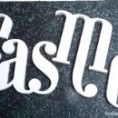 Artesanía: LETRAS MADERA, LETRAS IMPRENTA, DECORACIÓN CON LETRAS, DECORACIÓN BIBLIOTECA, LETRAS. Lote 151696322
