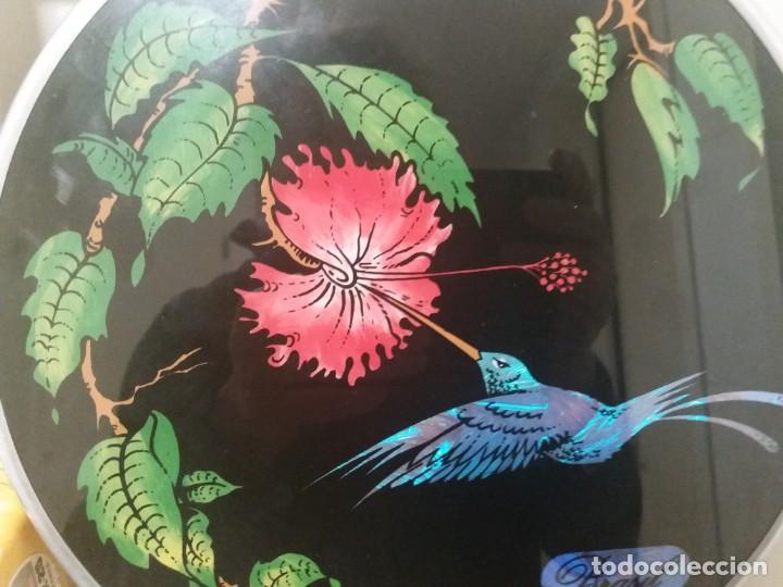 Artesanía: Dos cuadros brasileños de gran colorido. - Foto 4 - 152298626