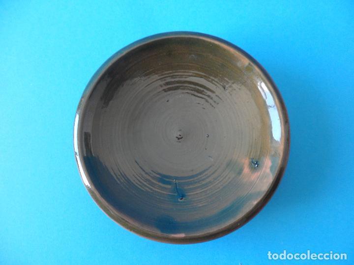 Artesanía: Sahumador o Incensario de Alfareria - Cerámica Popular - Quemador de incienso en grano - Foto 3 - 156267654