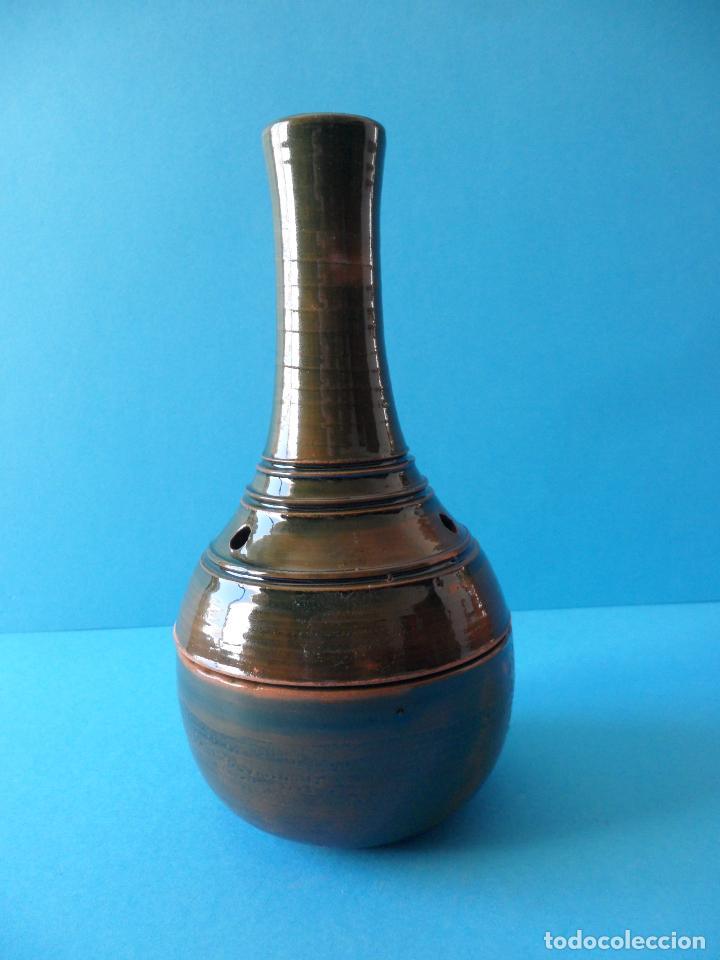 Artesanía: Sahumador o Incensario de Alfareria - Cerámica Popular - Quemador de incienso en grano - Foto 5 - 156267654