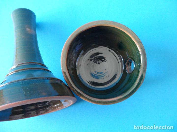 Artesanía: Sahumador o Incensario de Alfareria - Cerámica Popular - Quemador de incienso en grano - Foto 7 - 156267654