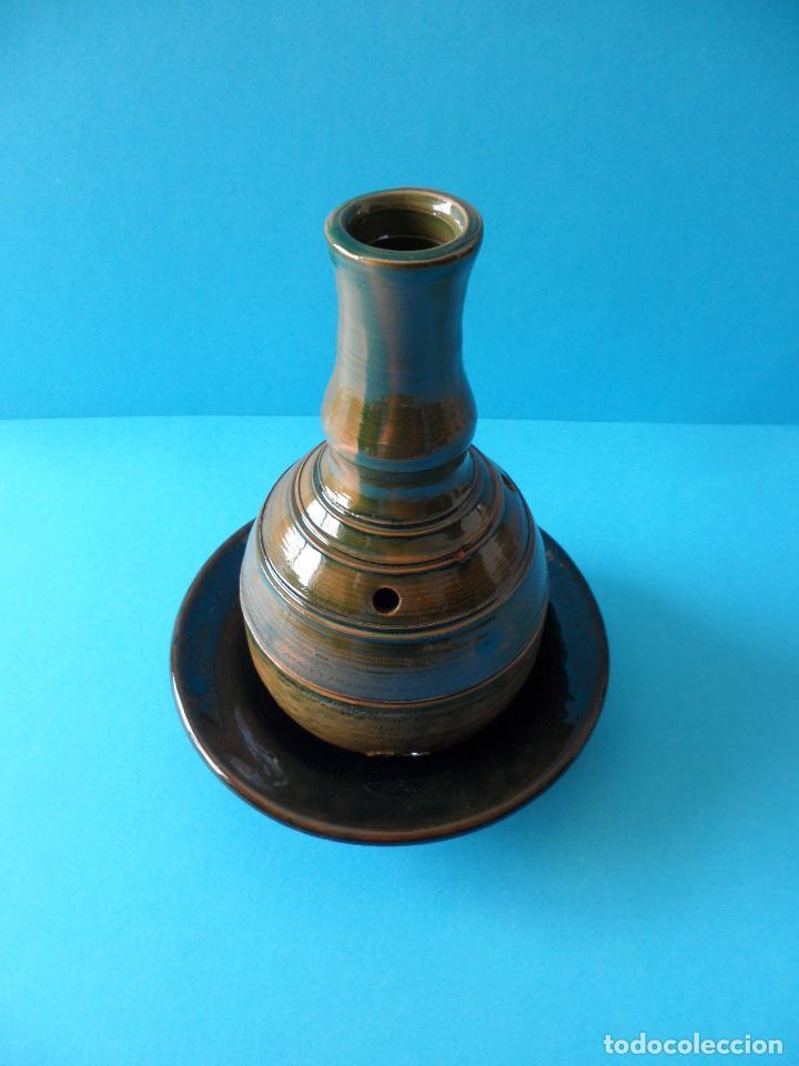 Artesanía: Sahumador o Incensario de Alfareria - Cerámica Popular - Quemador de incienso en grano - Foto 2 - 267651464