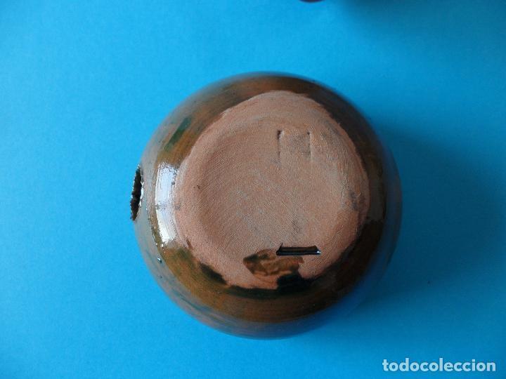 Artesanía: Sahumador o Incensario de Alfareria - Cerámica Popular - Quemador de incienso en grano - Foto 8 - 267651464