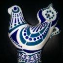 Artesanía: FIGURA PALOMA POSIBLE BOTIJO SARGADELOS. Lote 160637154