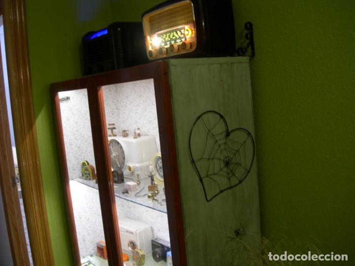 Artesanía: Adorno corazón tela de araña armarios pared - Foto 2 - 161438494