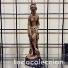 Artesanía - VENUS DE 22 CM EN POLVO DE ALABASTRO - 161642026