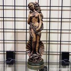 Artesanía - NACIMIENTO DE VENUS DE 34 CM EN POLVO DE ALABASTRO - 161983402
