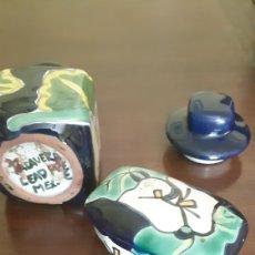 Kunsthandwerk - Juego cajitas y tintero - 164889876