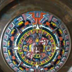 Artesanía: PLATO ETNICO. Lote 166186124