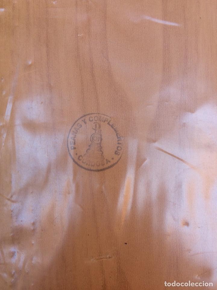 Artesanía: AJEDREZ COFRADE COMPLETO CON TABLERO ARTESANAL - Foto 6 - 168858688