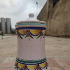 Artesanía: TARRO COCINA 25 CM.. Lote 169967666