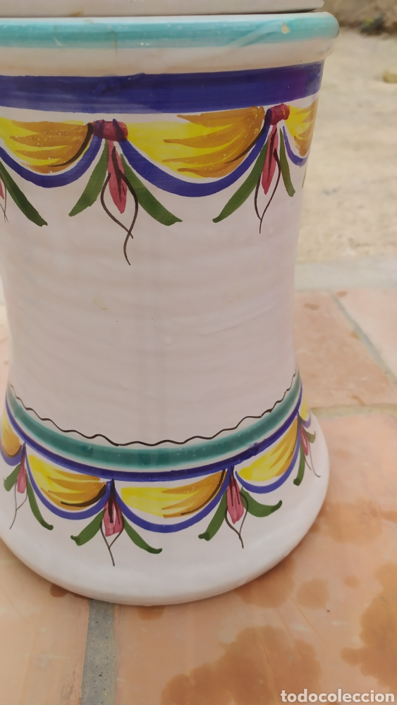 Artesanía: Tarro cocina 25 cm. - Foto 3 - 169967666