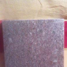 Artesanía: MARMOL - 15 X 15 X 2´4 CM.. Lote 170200208