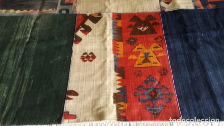 Artesanía: Tapetes de tela de tapiceria - Foto 3 - 173524787