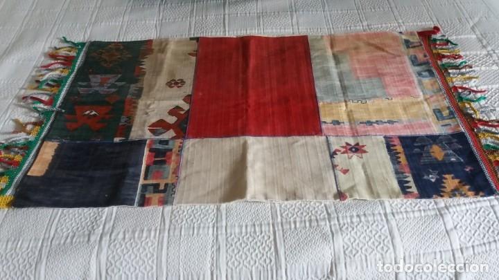 Artesanía: Tapetes de tela de tapiceria - Foto 4 - 173524787