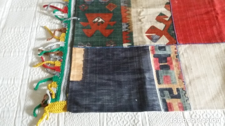 Artesanía: Tapetes de tela de tapiceria - Foto 5 - 173524787