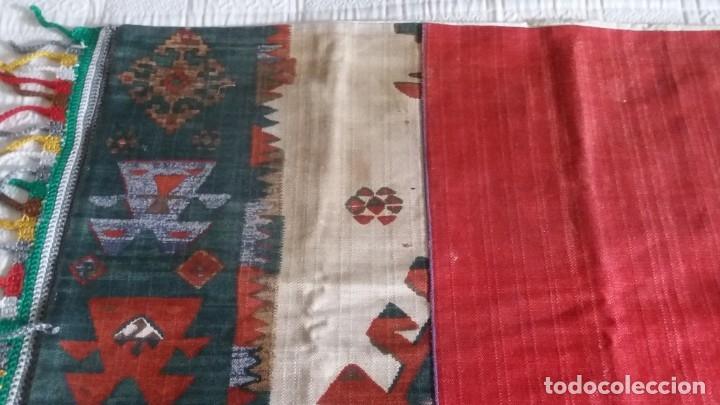Artesanía: Tapetes de tela de tapiceria - Foto 6 - 173524787
