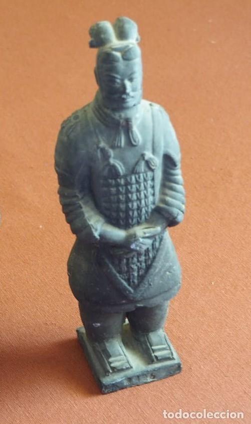 GUERRERO DE XIAN (Artesanía - Hogar y Decoración)