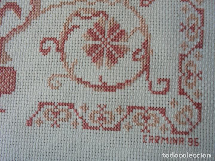 Artesanía: Abecedario punto de cruz - Foto 3 - 174142823