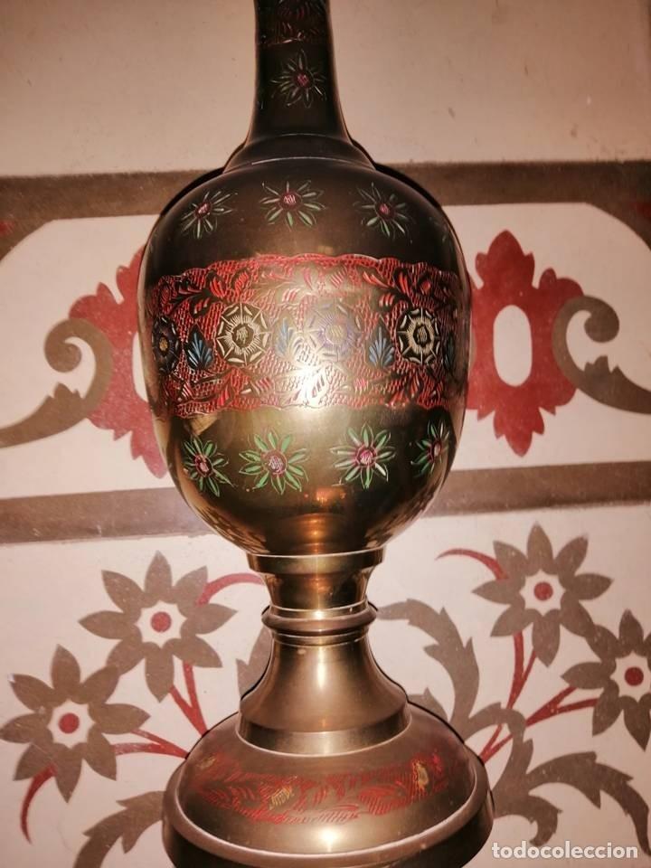 Artesanía: JARRONES DE BRONCE - Foto 2 - 175366428