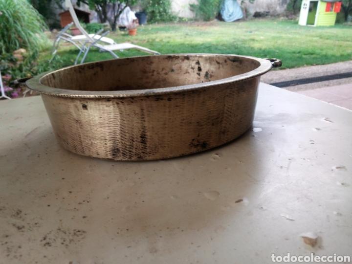 Artesanía: Cazuela de bronce - Foto 2 - 176640959