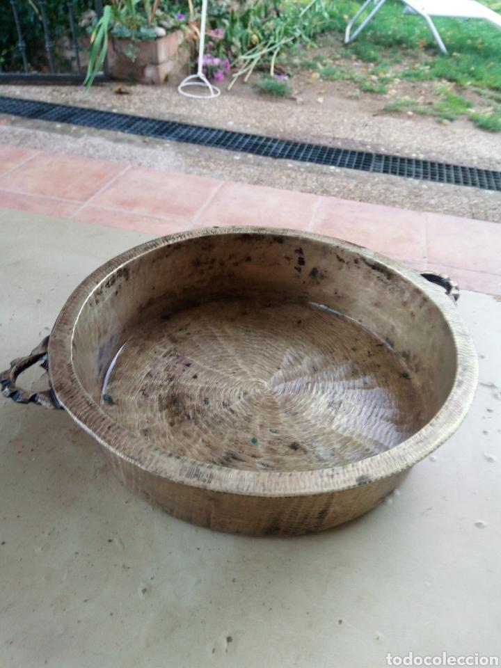 Artesanía: Cazuela de bronce - Foto 4 - 176640959