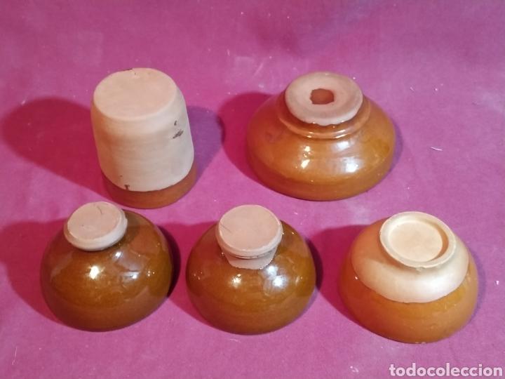 Artesanía: Lote barro cocido vidriado - Foto 2 - 177974824